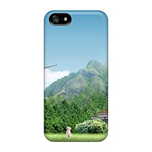 Shock Absorption Hard Cell-phone Case For Iphone 5/5s (tmc15556mjVF) Customized Fashion Eco Home Image