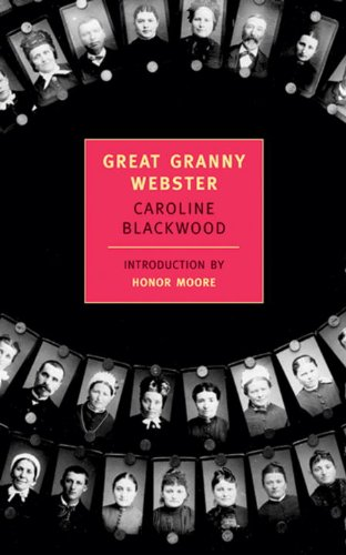 book cover of Great Granny Webster