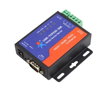 - NGW-1set Serial Device Servers RS232 RS485 RS422 to Ethernet with DNS Web Page DHCP Function