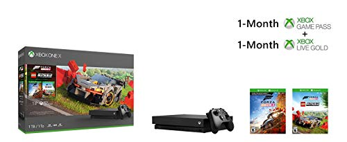 Xbox One X 1TB Console – Forza Horizon 4 LEGO Speed Champions Bundle (Renewed) 2