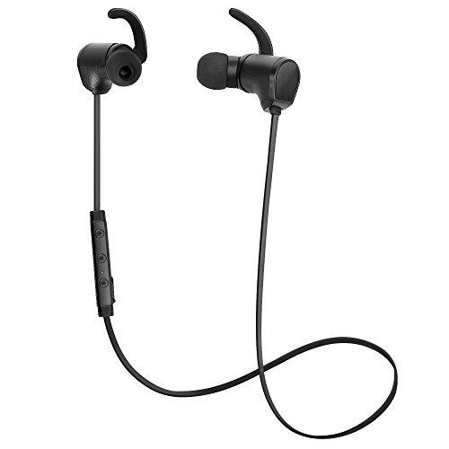 Bluesim Wireless Bluetooth 4.1 Headphones, Lightweight Heads