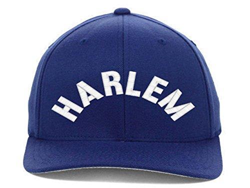 HARLEM Flexfit-Navy-L-XL - Harlem Chicago Mall