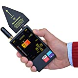 Spy-MAX Security Products Professional Digital RF Detector, Includes Free eBook