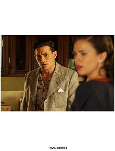 Agent Carter Enver Gjokaj as Daniel Sousa Looking