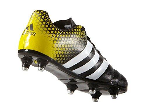 Rugby Adidas De Kakari 3 Regulate blanc Noir Crampons Enfants jaune 0 Sg 8g6r8T7qW