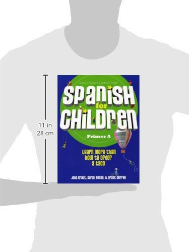 Spanish for Children, Primer A