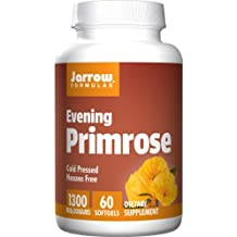 Jarrow Formulas Evening Primrose, Supports Women's Health, 1300 Mg, 60 Softgels