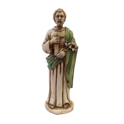 Saint Joseph Home Seller Kit Statue Figurine with Prayer Card