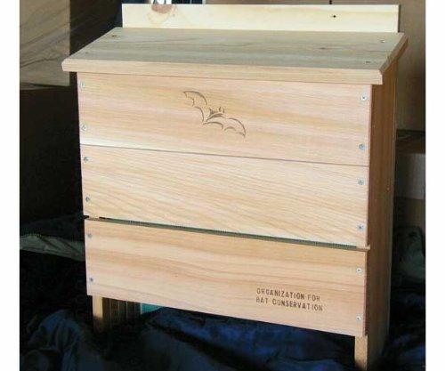 Songbird Essentials SE570 Five Chamber OBC Bat House (Set of (Songbird Essentials Bat House)