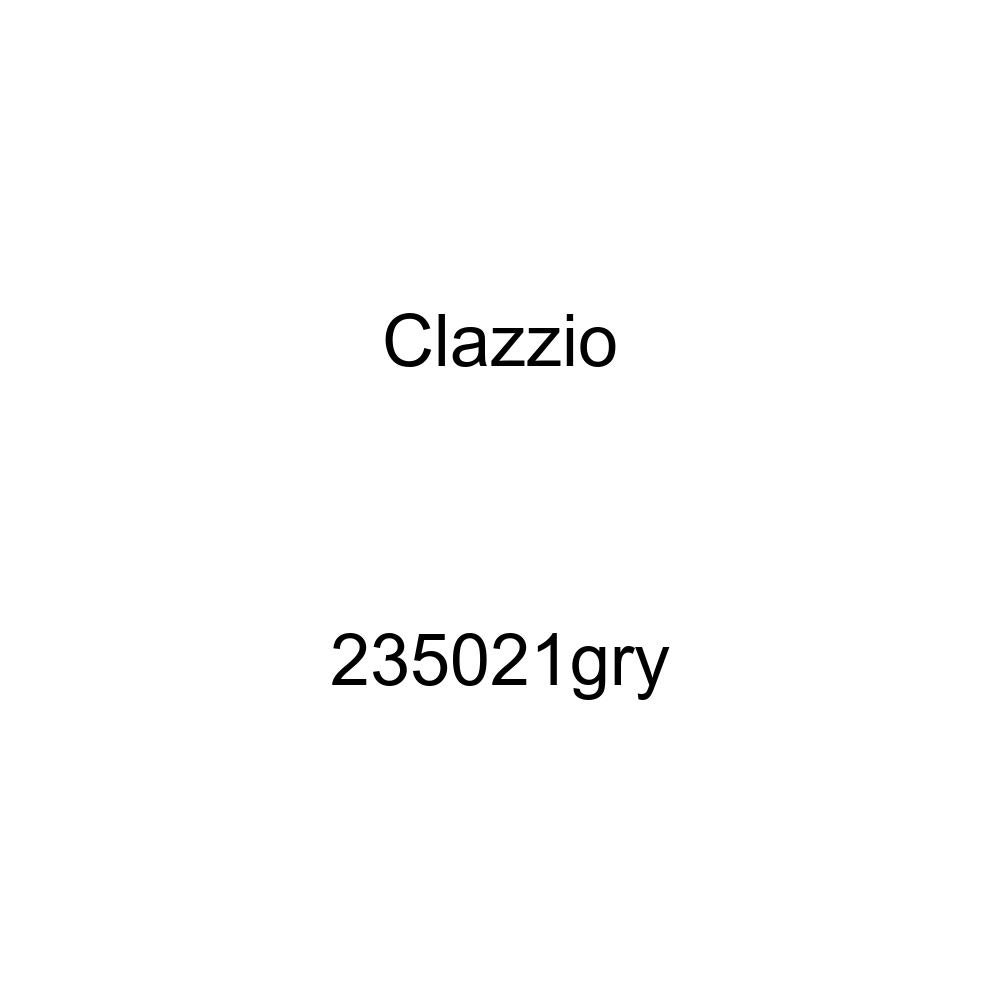 Clazzio 235021gry Grey Leather Front Row Seat Cover for Toyota Corolla CE//LE//S