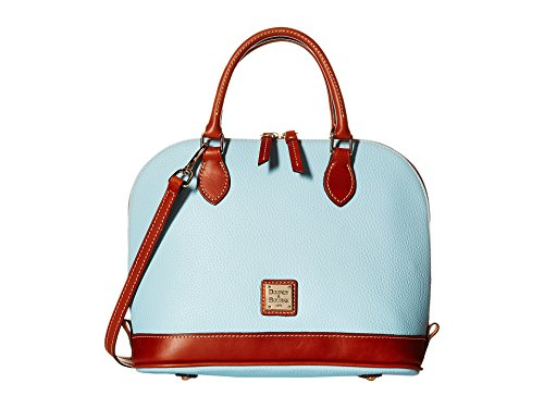 dooney-bourke-pebble-grain-zip-zip-satchelpale-blue
