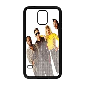 Diy Black Eyed Peas Shell Case Cover, DIY Unique Back Case Cover for SamSung Galaxy S5 I9600 Black Eyed Peas