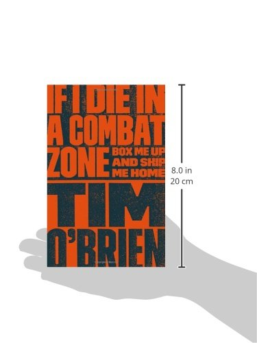 a comparison of tim obrians memoir if i die in a combat zone and francis ford coppolas movie apocaly Tim o'brien if i die in a combat zone, box me up and ship me home, 1969, 251 pp he has not been much heard from since: he's credited with the narration for francis ford coppola's apocalypse now (1979), wrote the screenplay for stanley kubrick's full metal.
