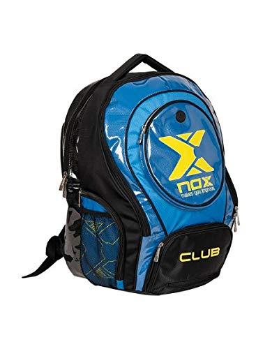 NOX Mochila Club Azul: Amazon.es: Deportes y aire libre