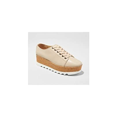 871b2f42b7c Image Unavailable. Image not available for. Color  Mossimo Women s Juniper  Platform Oxford ...