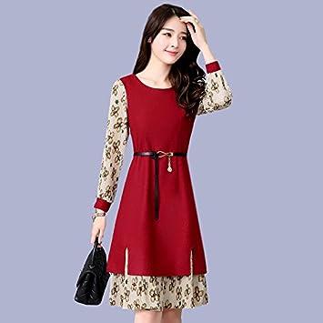 ba3c552934d GAOLIM El Vestido De Fiesta Otoño E Invierno Mujer Modelos Faldas Largas En  La Falda Tomar Faldas