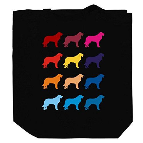 colorful-estrela-mountain-dog-canvas-tote-bag
