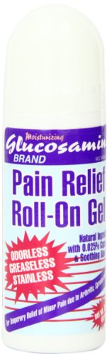 Hydratant glucosamine Soulagement de la douleur Roll-on Gel