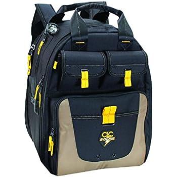 eedc9061e84a CLC Custom Leathercraft ECPL38 E-Charge Lighted USB Charging Tool Backpack