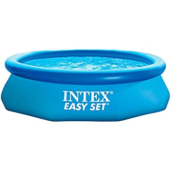 Amazon Com Intex Easy Set Foot By Inch Round Pool Set