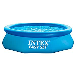 """Intex 10' x 30"""" Easy Set Above Ground Inflatable Swimming Pool 