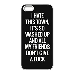 iPhone 4 4s Cell Phone Case White Rock Band ADTR A Day To Remember 003 WON6189218970153