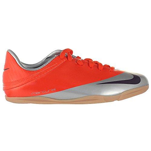 Nike - JR Veloci V IC - 354518851 - Farbe: Rot - Größe: 28.5