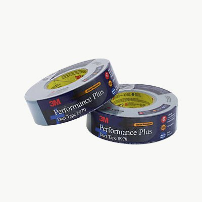 3M Performance Plus Duct Tape 8979 Slate Blue, 48 mm x 22.8 m (Pack of 1) by 3M Scotch
