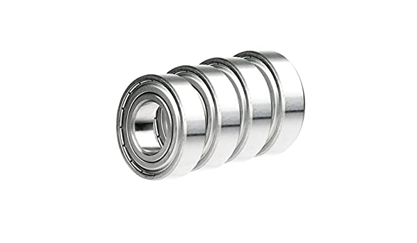 10x 5207-ZZ Double Row Seals Ball Bearing 72Mm 35Mm 27Mm 2Z Seal New Metal