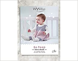West Yorkshire Spinners Bo Peep Storytime Book