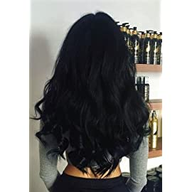 Moresoo 16 Inch Fusion Hair Extensions Utip Hair Pre Bonded Hair Extensions 1Gram 1Strand Color #14 Golden Blonde Highlighted with #613 Blonde Remy Nail Tip Hair 50Grams Per Pack