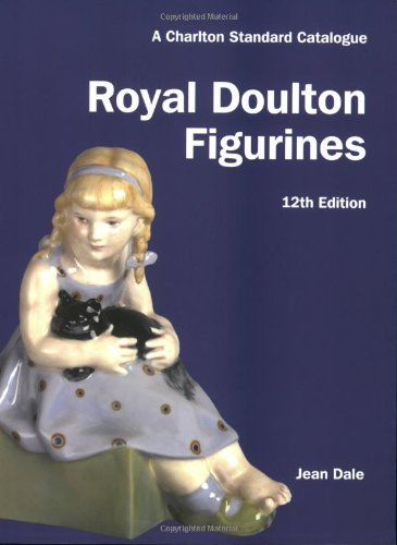 Royal Doulton Figurines: A Charlton Standard Catalogue (Figurine Lady Pottery)