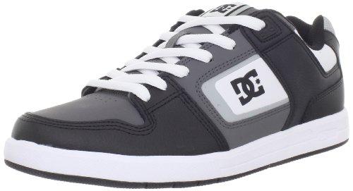 Zapatillas De Deporte Dc Hombres Factory Lite Black / Battleship / Blanco