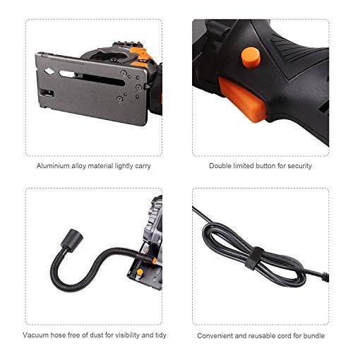 Tacklife Csk77ac 3 1 2 Quot Compact Circular Saw With Laser