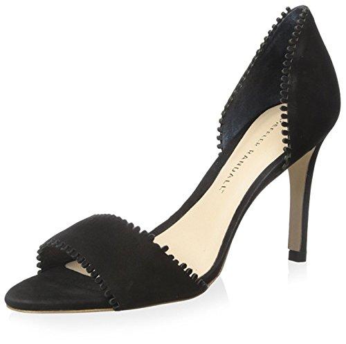 Cut Women's Sandal D'Orsay Loeffler Randall Laser Black HO5wBxqtx