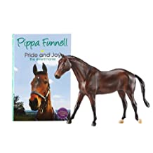 Breyer Classic Pippa Funnell's Primmore's Pride The story of a Event Horse. Set comes with Pride and