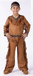 American Indian Boy Child Large