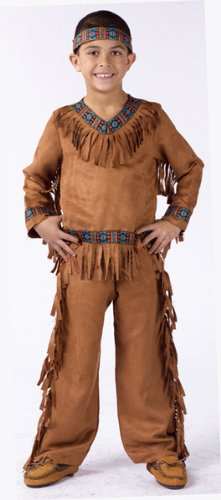 Native American Supply (American Indian Boy Child Large)