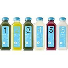 BluePrint Organic Cleanse Juice, 16 Fluid Ounce - 6 per pack -- 4 packs per case.