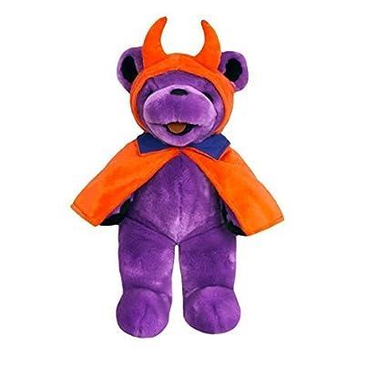 Grateful Dead Friend O Mine Purple Devil Teddy Bear Plush Stuffed Animal 16
