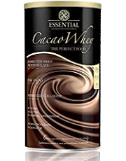 Cacao Whey Lata 900g Essential Nutrition