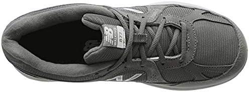 メンズ 男性用 シューズ 靴 スニーカー 運動靴 MW877 - Grey 8.5 EE - Wide [並行輸入品]