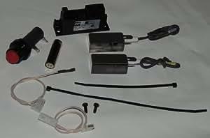 Weber 4 Burner Summit Gas Grill Electronic Igniter Kit for Older Silver, Gold, Platinum