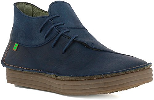Pleasant Laces Ocean NF81 Blue Woman Rice El Boots Ankle Field Naturalista 6qfUvU