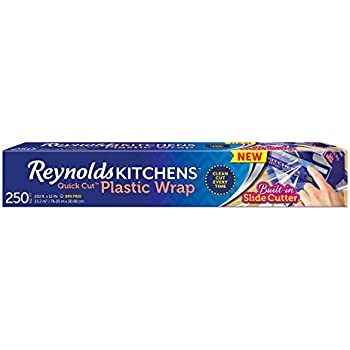 Reynolds Kitchens Plastic Wrap (250 Square Foot Roll)