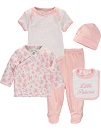 Wan-A-Beez Baby Boys' and Baby Girls' Take Me Home Set. Layette Gift Set for Newborns