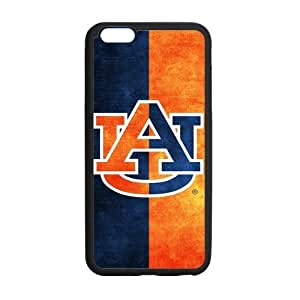 Generic Custom Unique Otterbox You Deserve--NCAA Auburn Tigers Auburn University Athletic Teams Logo Plastic and TPU Case Cover iPhone6 Plus 5.5