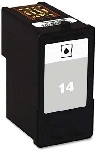 14; Models: X2600 2650 2630 Replacement for Lexmark 18C2090 MG Compatible Inkjet Cartridges etc; Black Ink: R18C2090