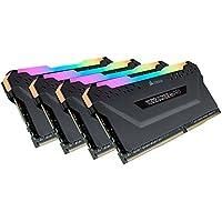 Corsair Vengeance RGB Pro 32GB (4 x 8GB) PC4-28800 3600MHz DDR4 Desktop Memory