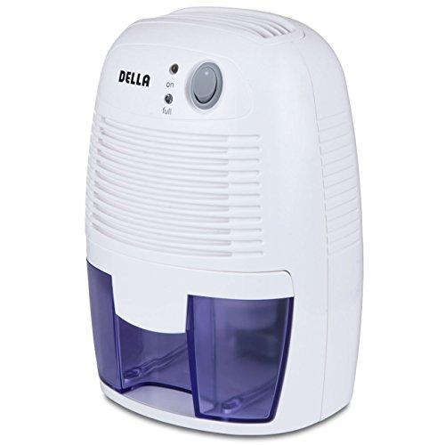 DELLA Mini Thermoelectric Dehumidifier White